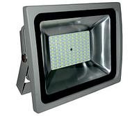 LED прожектор 70w 6500K  LEMANSO серый / LMP7-70