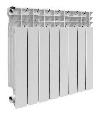 Секция алюминиевого радиатора Mirado 96/500 (12 секц.)