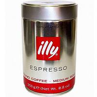 Кофе зерновой Illy espresso ж/б 250г