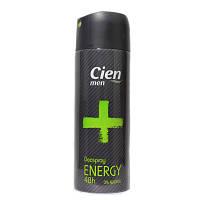 Дезодорант Cien Energy мужской аэрозольный 200мл