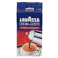 Кофе молотый Lavazza крема густо классико 250г