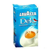 Кофе молотый лавацца без кофеина decaffeinato 250г