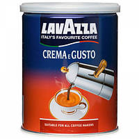 Кофе молотый Lavazza Crema e Gusto Classico ж/б 250г