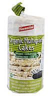Органические вафли кукурузные многозлаковые, Fiorentini, 100 гр