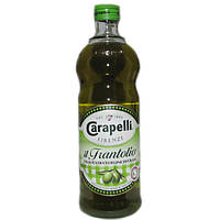 Оливковое масло первого отжима Carapelli il Frantolio 1л
