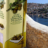 Оливковое масло первого отжима Olio Extra Vergine ж/б 5л