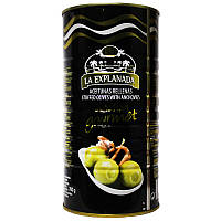 Оливки La Explanada anchoa gourmet 1400/700г