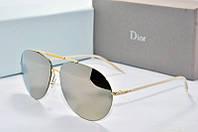 Солнцезащитные очки Dior Lux 0105 gold