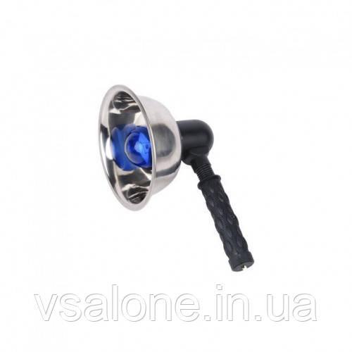 Синяя лампа D 159 рефлектор Минина