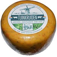 Сыр фермерский травы Tuinkruiden 1шт, ± 480г