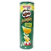 Чипсы Pringles Cheese &Onion 165г