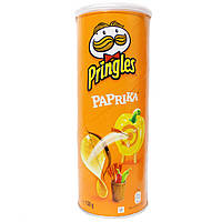 Чипсы Pringles Paprika 165г