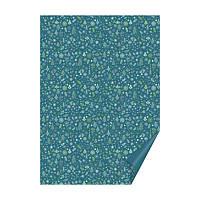 """Бумага с рисунком """"Рождественская"""", двусторонняя, синяя, 21*29,7 см, 300 г/м2, Heyda, 204772229"""