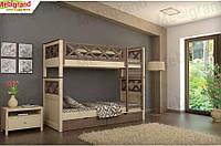 Двоярусне ліжко Мальта МГ