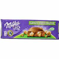 Шоколад Milka в ассортименте 250 - 300г
