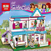 "Конструктор Lepin 01014 ""Дом Стефани"" (аналог LEGO Friends 41314), 622 деталей"
