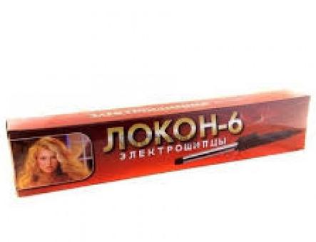 Плойка для волос, электрощипцы 100689 Локон 6, фото 2