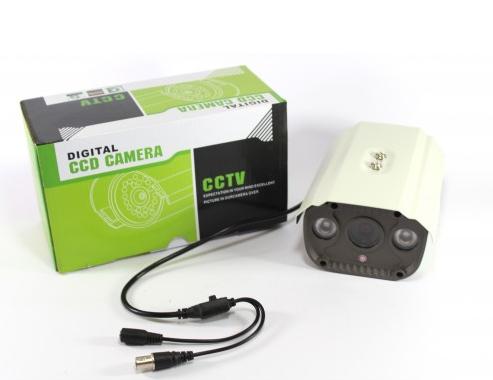 Аналоговая камера с возможностью распознавать лица и зумом CAMERA 922, фото 2