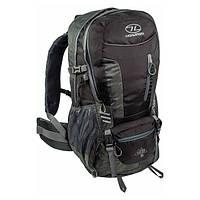 Рюкзак туристический Highlander Hiker 40 Black, Blue