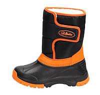 Детские зимние сапоги термо ботинки AMERICAN CLUB