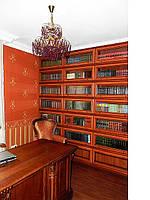 Кабинет библиотека, фото 1
