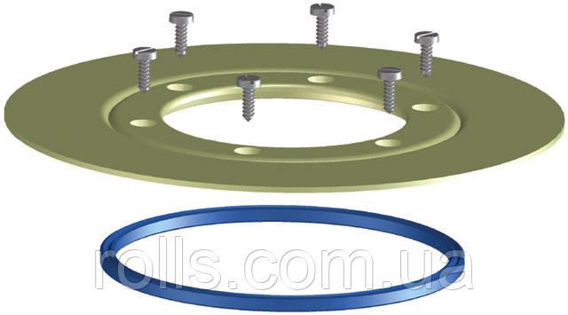 HL8300.PP Фланец из ПП с уплотнительным кольцом для ТПО мембраны
