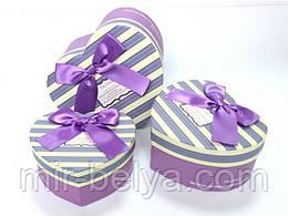 Коробка подарочная сердце