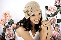 Шляпа женская шерстяная Willi Octavia