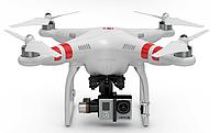 Квадрокоптер DJI Phantom 2 с подвесом H3-3D / H4-3D (стабилизатором) (V2.0 новая версия от 12/14), фото 1