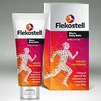 Крем для спины и суставов Flekosteel (Флекостил)