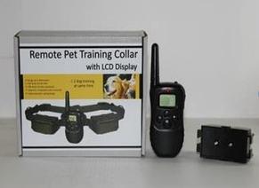 Ошейник для контроля собак,тренеровки собак DOG TRAINING, фото 3