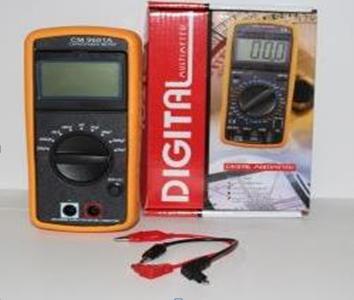 Мультиметр DT CM 9601, фото 2