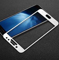 Защитное стекло Full screen Samsung J530 (J5-2017) (White), фото 1
