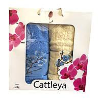 Подарочный набор махровых полотенец  Турция