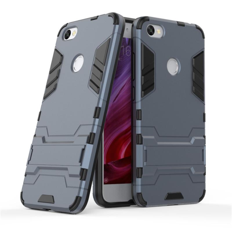Чехол Xiaomi Redmi Note 5A / Note 5A Pro / Prime Hybrid Armored Case т