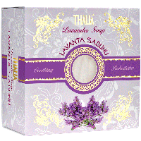 Натуральное мыло Thalia на основе масла лаванды(150 г)
