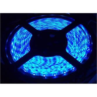 Светодиодная лента 5м LED 3528 Blue 60RW в силиконом, фото 2