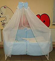 Детское постельное белье Bonna Корона Принц, ткань плюш