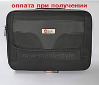 Чоловіча брендова сумка кейс портфель для документів купити, фото 1