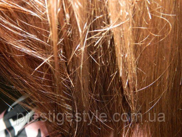 Решаем проблему секущихся волос