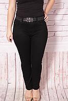 """Женские черные  джинсы с высокой посадкой """"Resalsa""""  29-36 размеры, фото 1"""