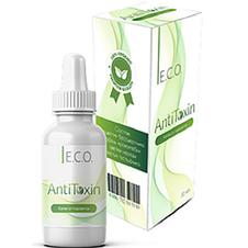 Eco Anti Toxin - капли от паразитов (Эко Анти Токсин), 30 мл, фото 3