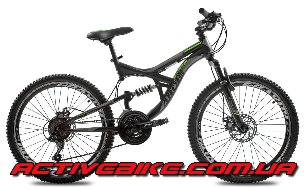 """Велосипед горный Ardis Buggy 24""""."""