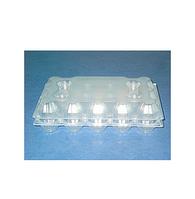 Пластиковая упаковка для яиц 15шт код ПС-3615