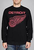 Свитшот Detroit Red Wings Black
