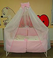 Детское постельное белье Bonna Корона Принцесса, ткань плюш