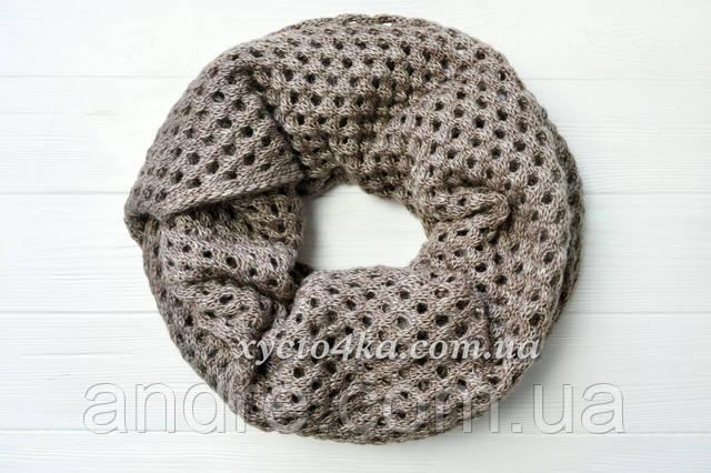 88bc7395ab6c Большие шарф снуды Ажур. Товары и услуги компании