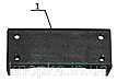 Передний подъемный механизм для мототрактора, фото 3