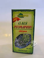 Эфирное масло «Розмарина» 10мл. - болеутоляющее и спазмоснимающее