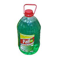Средство для мытья посуды Pail balsam 5л зеленое яблоко с экстрактом алоэ